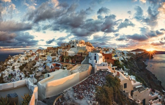 Greece, the ever wonderful -